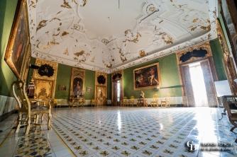La Sala del Principe Fabrizio Alliata Colonna